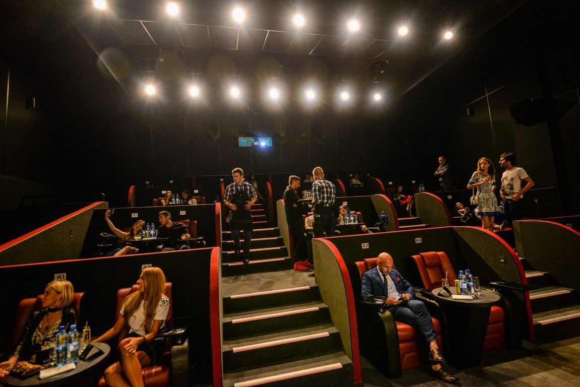 Кинотеатр попкорн цена