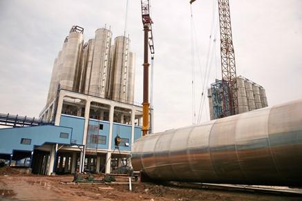 Строительство завода с нуля