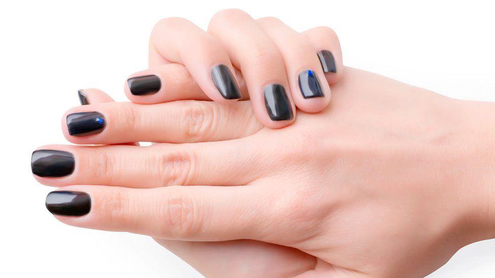 Hypoallergenic nails