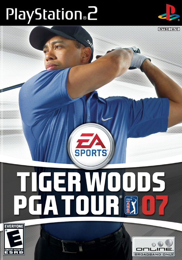 Ps2 tiger woods 2007