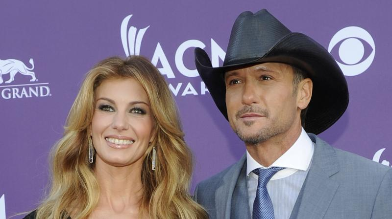 Are faith hill and tim mcgraw splitting up