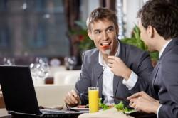 Прием препарата во время еды