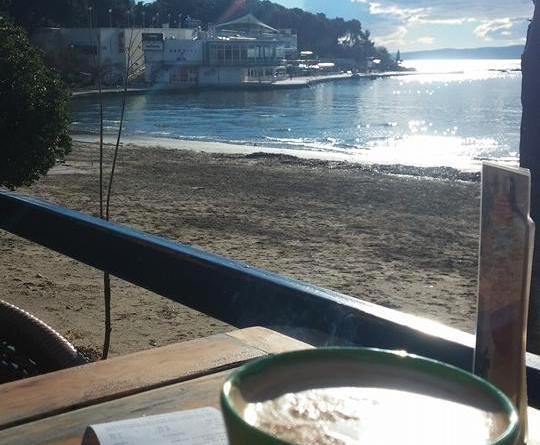 Kafa u Splitu by Bartold Ivcevic