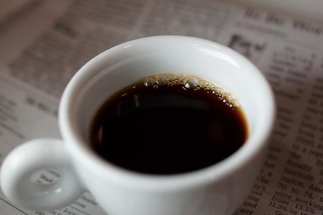 kafa i novine