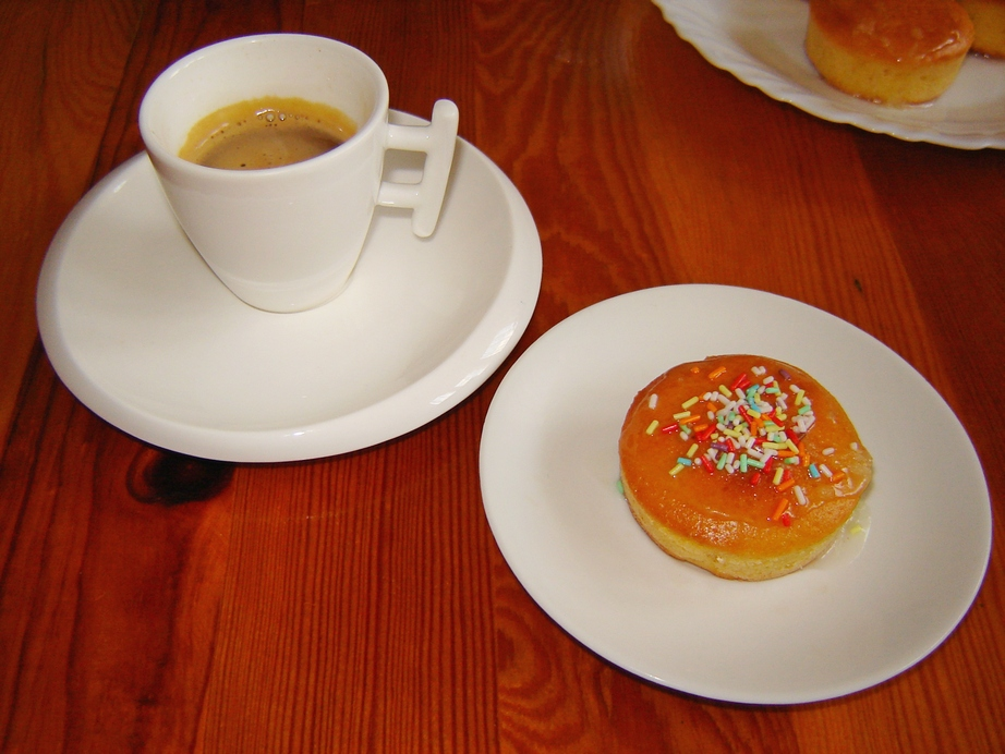 Savršen dodatak uz kafu