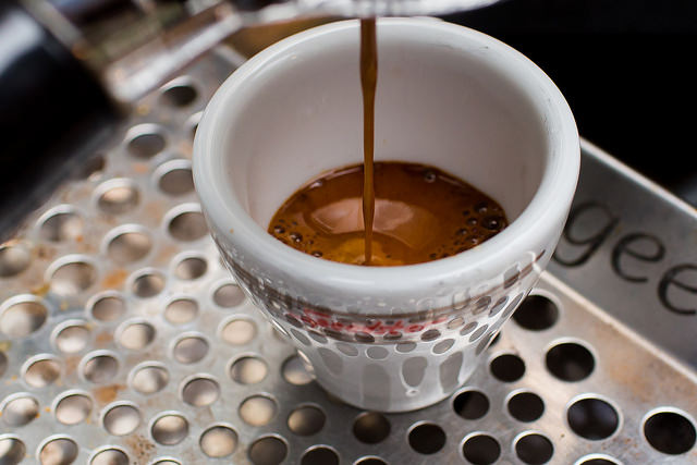 Curi espresso (Flickr/Mark)