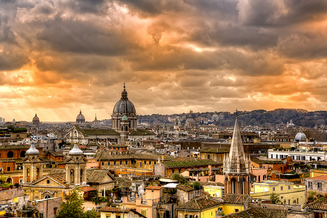 Svi putevi vode u Rim (Flickr/Giuseppe Moscato)