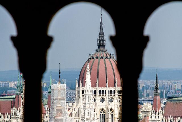 Budimpešta (Flickr/Frank Schmidt)