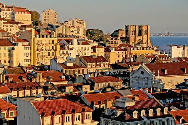 Lisabon (Flickr/Francisco Antunes)