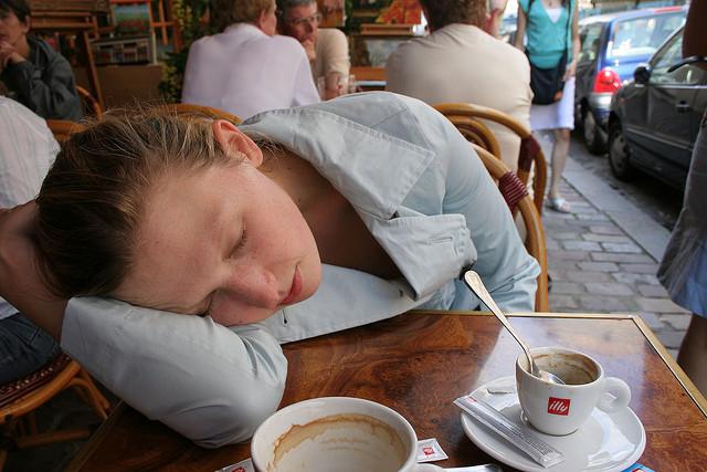 Kad kafa nije dovoljna (Flickr/Greg Hirson)