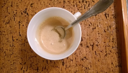 Šećer sa kafom trebalo bi da izgleda ovako