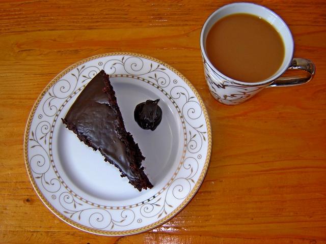 Naš predlog za uživanje - čoko-kolač