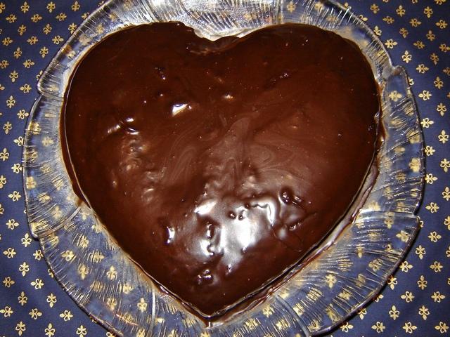 Čoko-kolač u svoj svojoj lepoti