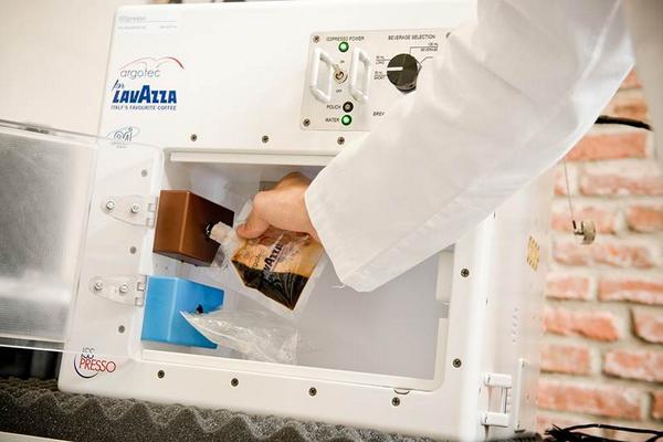 Kafa u kesici za kosmonaute