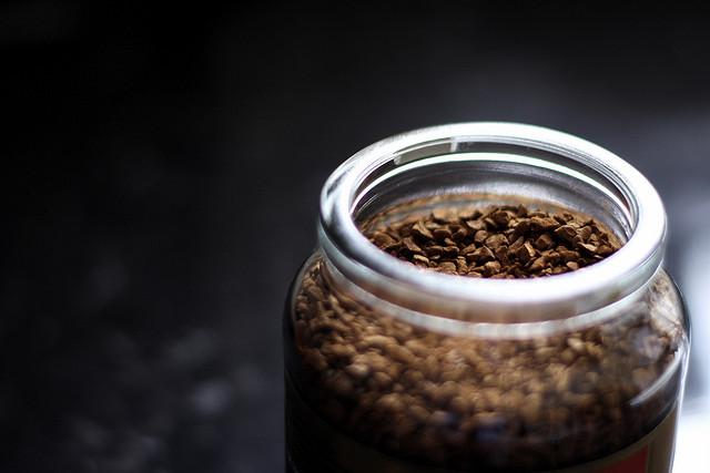 kafa u granulama
