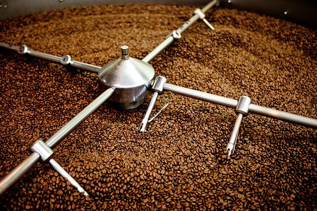 Pečenje kafe