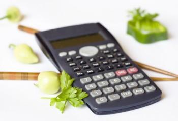 Посчитать калории за день калькулятор