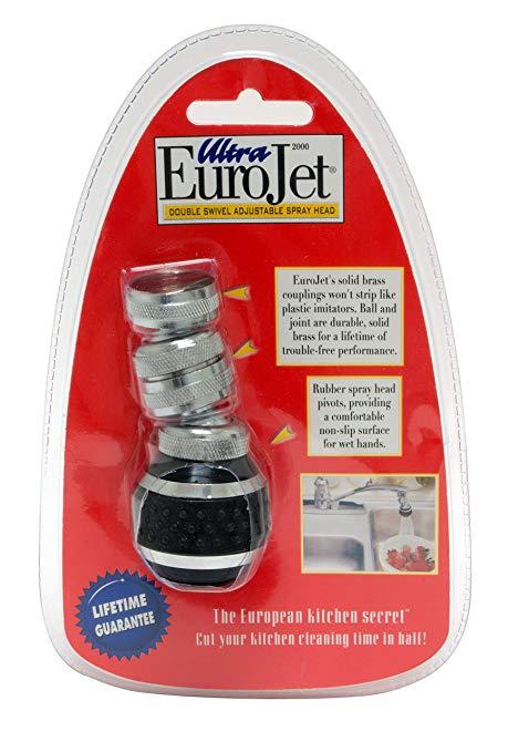 Ultra eurojet kitchen sprayer