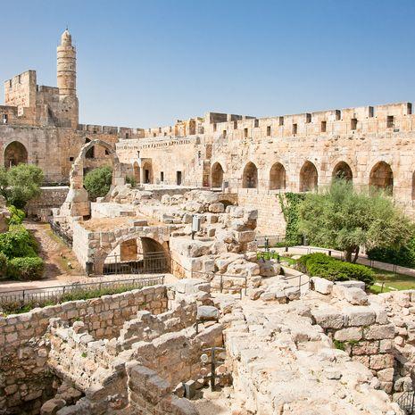 Tower of David, Jerusalem, Israel