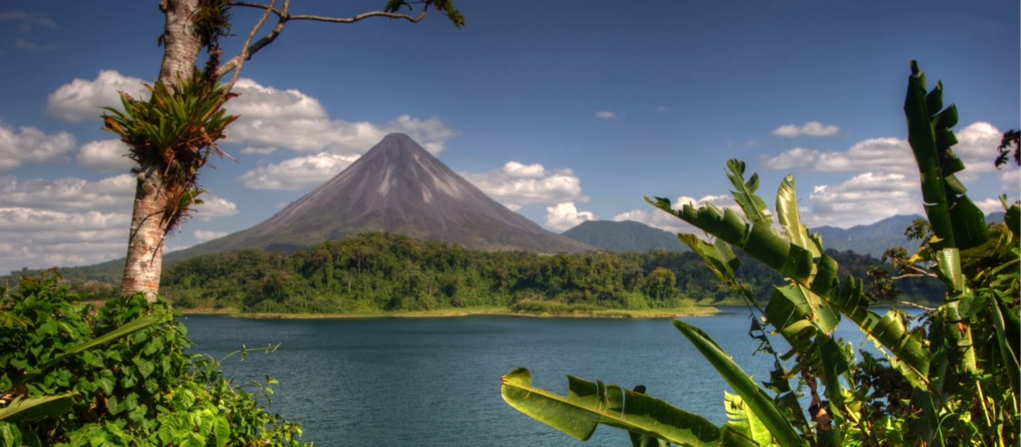 Arenal Volcano & the North