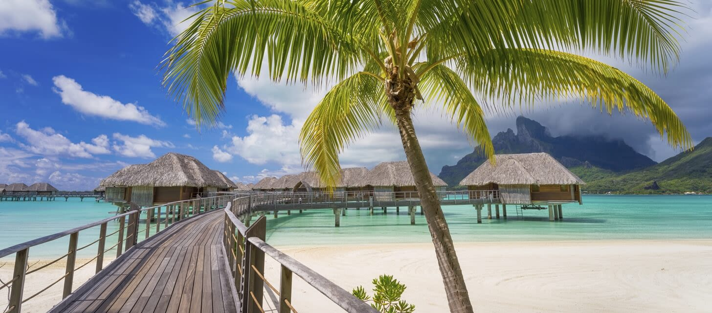 Raiatea & Taha's Islands