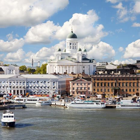Scandinavia: The Four Capitals