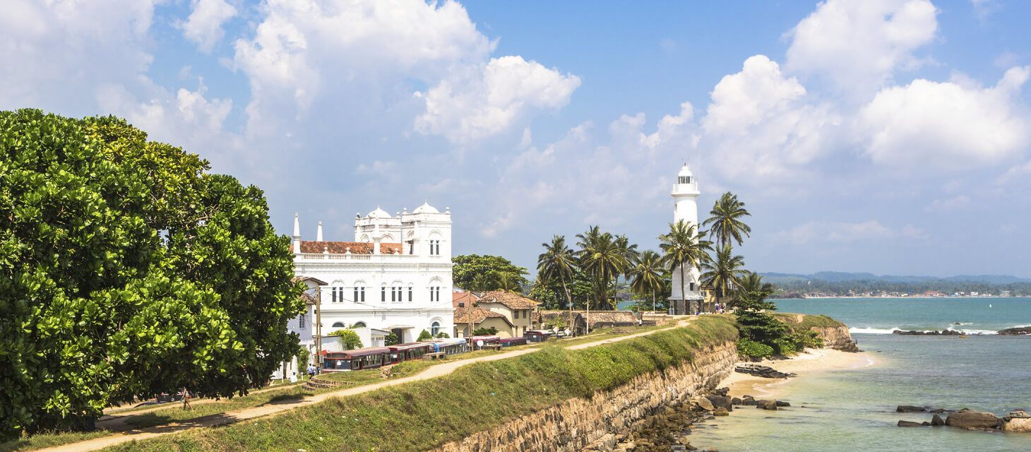 Galle and the South-West Coast