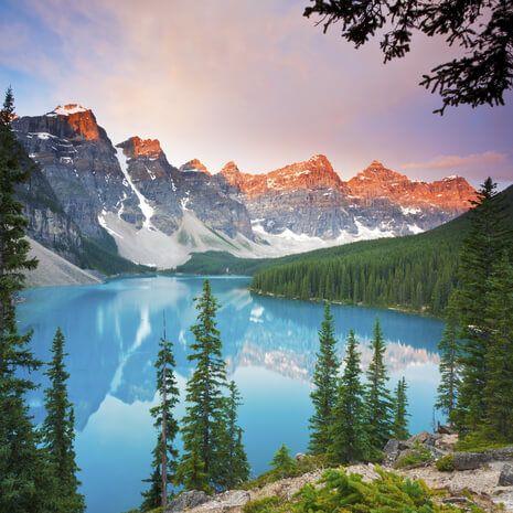 Passage Through the Rockies