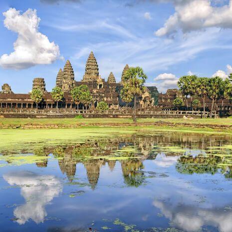 A River Journey on the Mekong (Jayavarman)