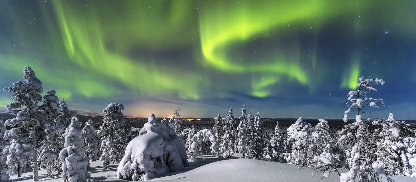 Finnish Lapland & the Northern Lights