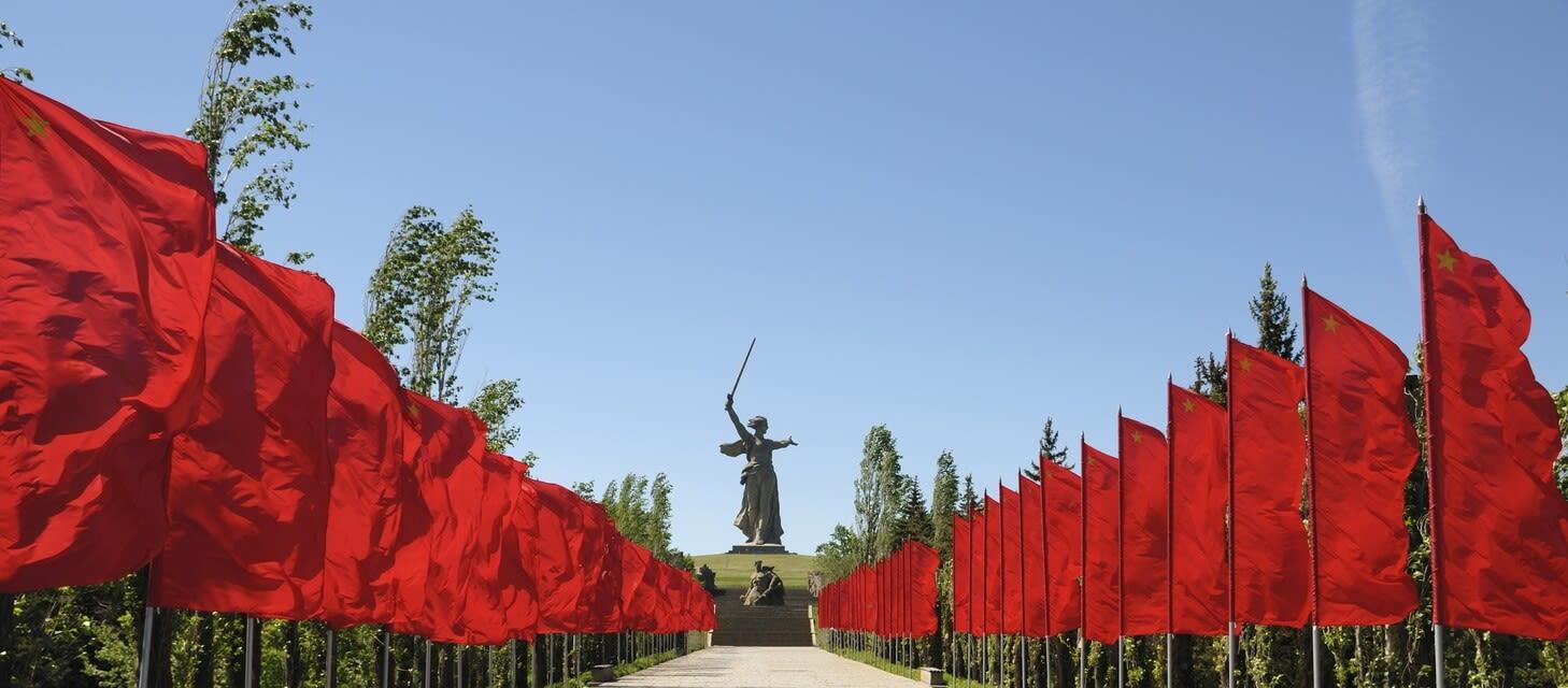 Moscow & Volgograd