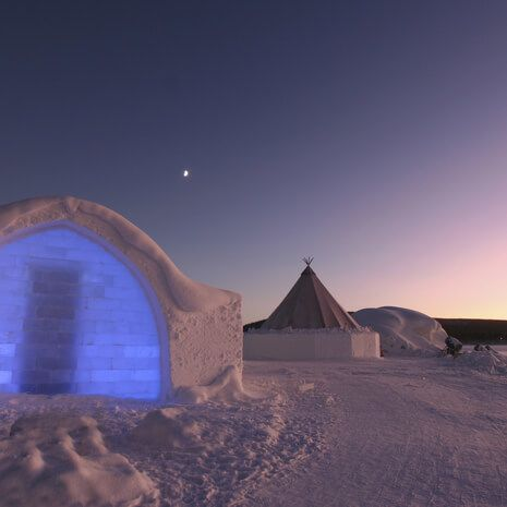Sweden's Ice Hotel - Private Journey