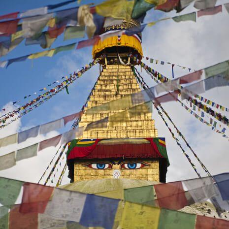 Splendours of Nepal - Sample Journey