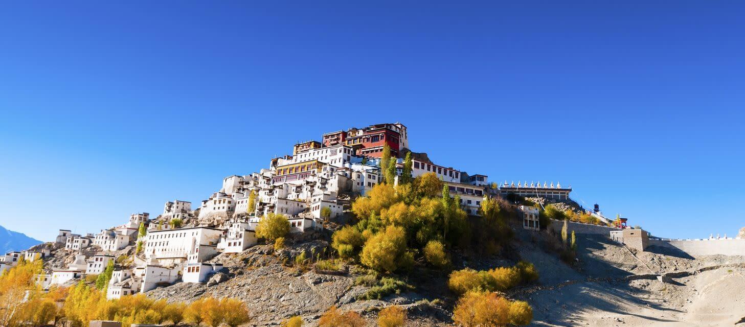 Ladakh: Land of the Lamas - Sample Journey