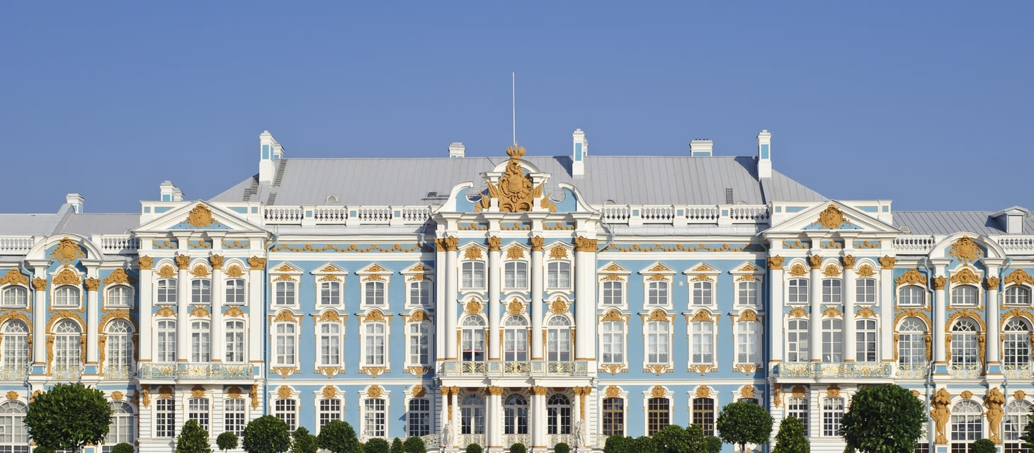 Custom page: Destinations Russia group tours
