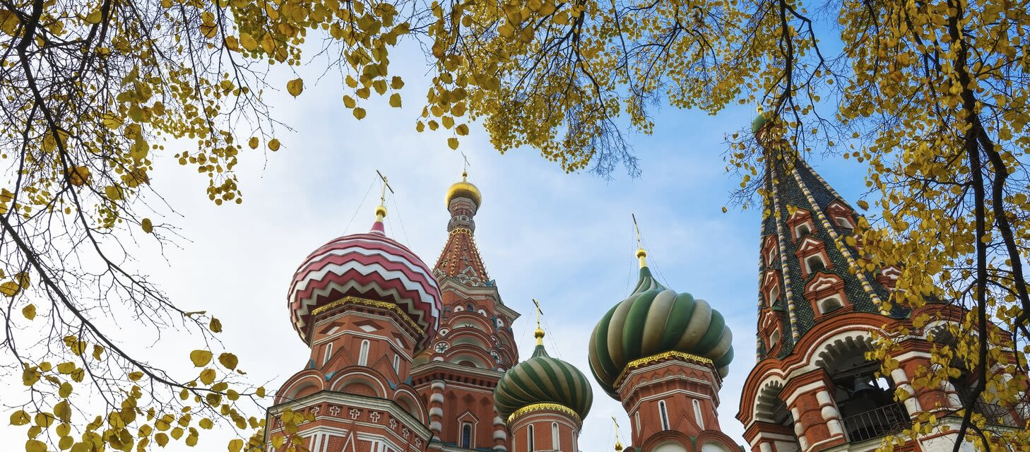 Russia Group Tours / Single Travellers