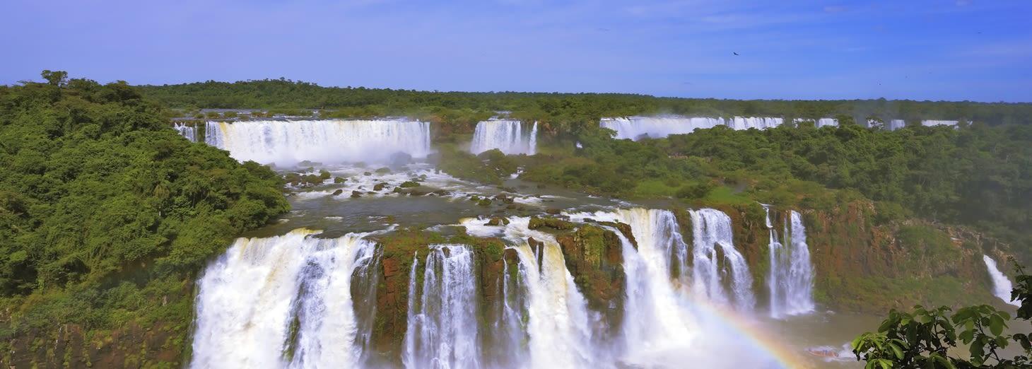 Splendours of South America