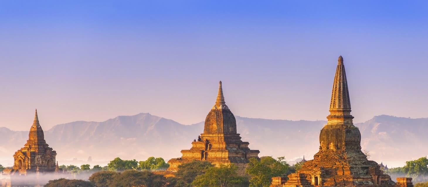 The Golden Land of Burma (Superior)