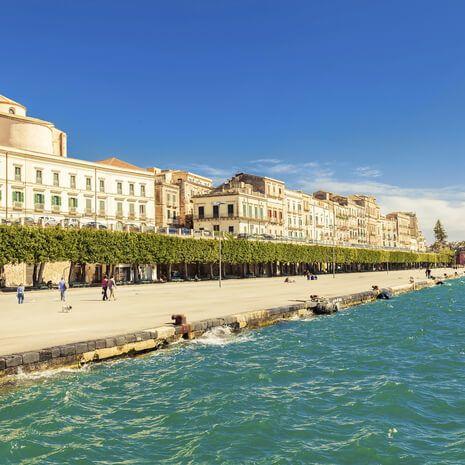 Sicilian Highlights (Superior) - Self-Drive Private Travel