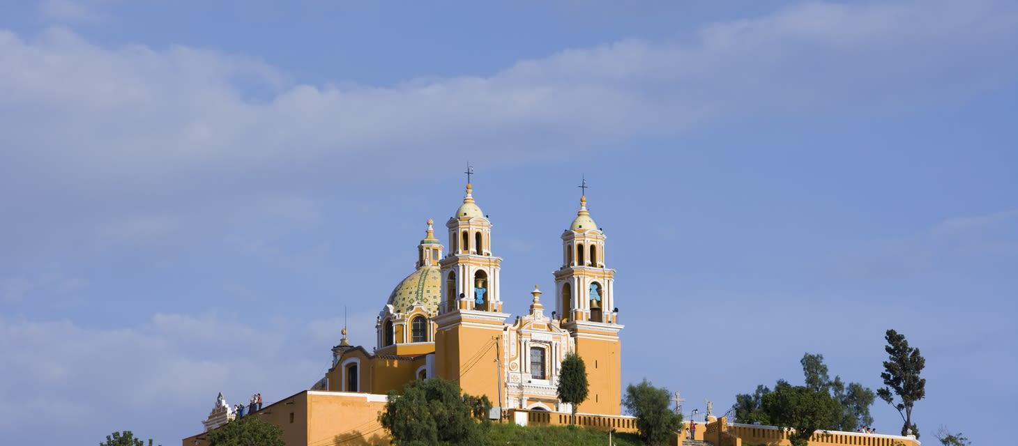 Oaxaca & Puebla, Mexico