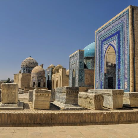 Uzbekistan: The Golden Road to Samarkand