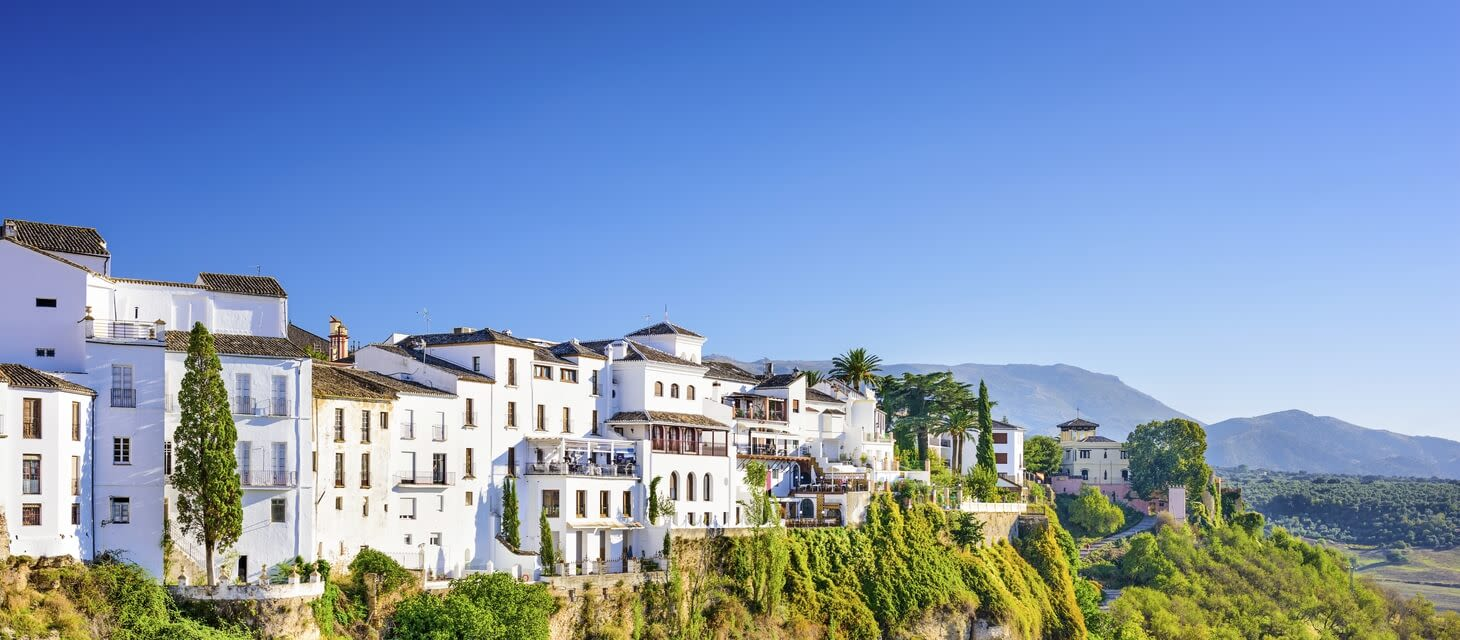 Splendours of Andalucia
