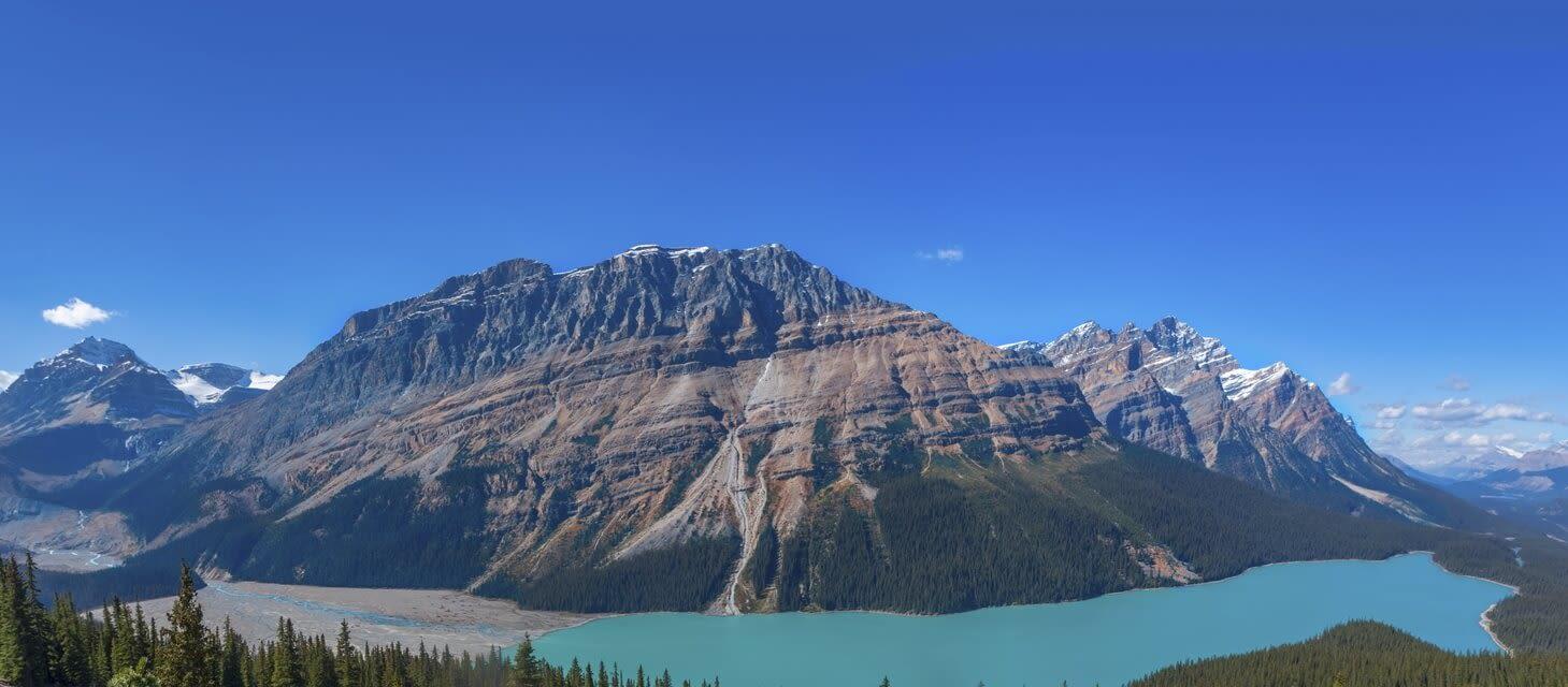 Alberta: Journey Through The Canadian Rockies (Self-drive)