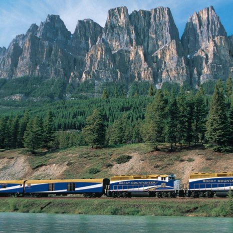 Enchanting Rockies- Non-Exclusive Escorted Group Tour