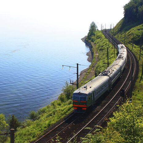 Trans-Siberian Railway Aboard the Tsar's Gold