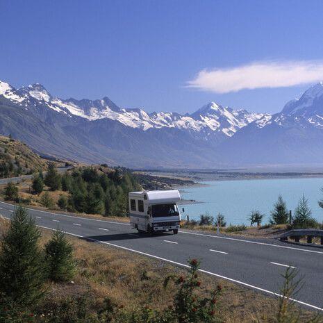 Motor Roaming in New Zealand