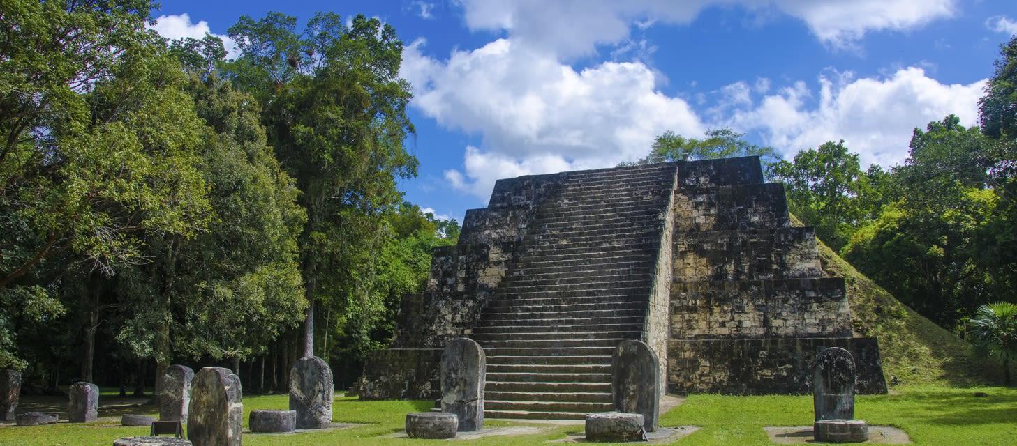Mayan Triangle