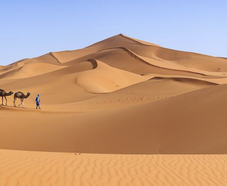 Sharqiya Sands, Oman