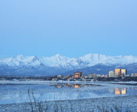 Anchorage, United States Of America