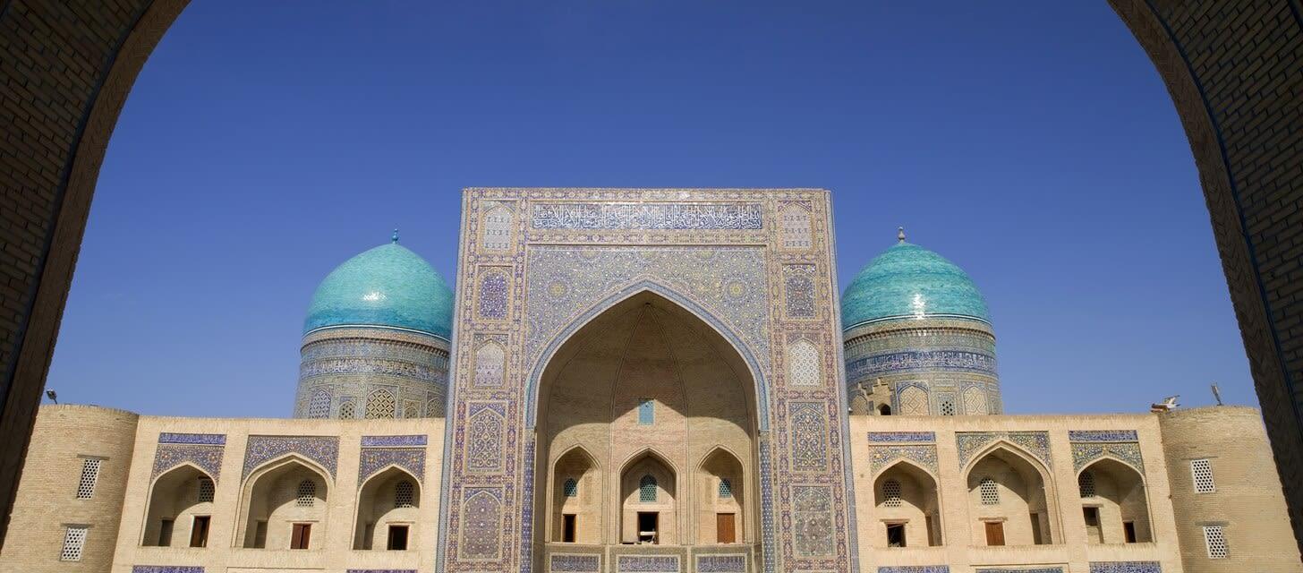 Persia & the Silk Road aboard the Golden Eagle Bukhara